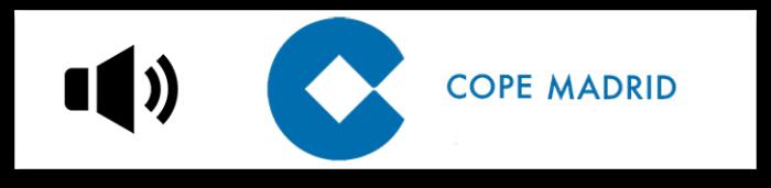 Entrevista en radio COPE comunidad de Madrid
