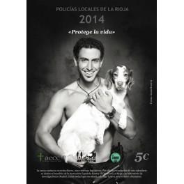 "Calendario 2014 ""Protege la vida"""